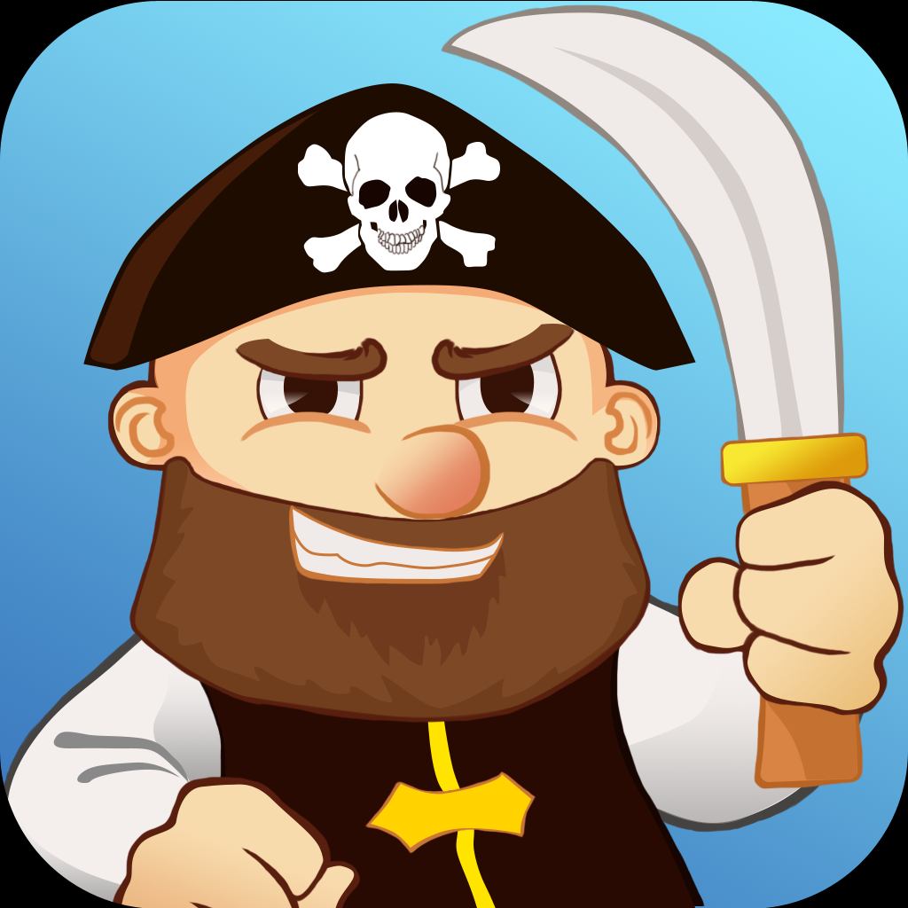 Pirate Treasure 3D